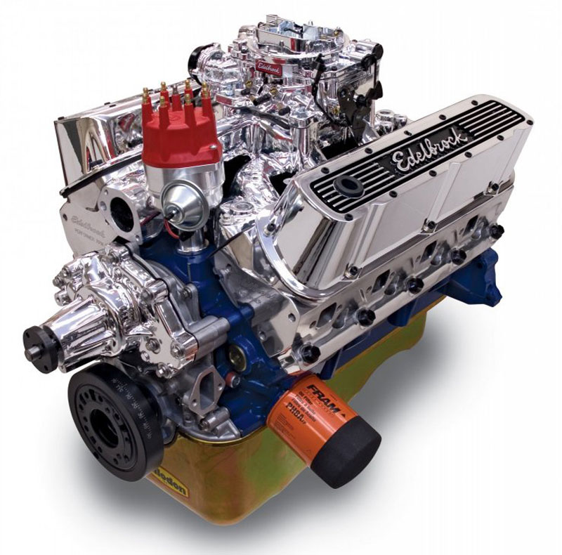 www.nexpart.de - CRATE ENGINE 347CID RPM