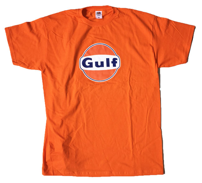 www.nexpart.de - GULF-TSHIRT ORANGE XL