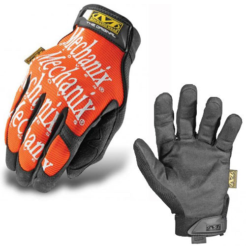 www.nexpart.de - HANDSCHUH ORANGE LARGE