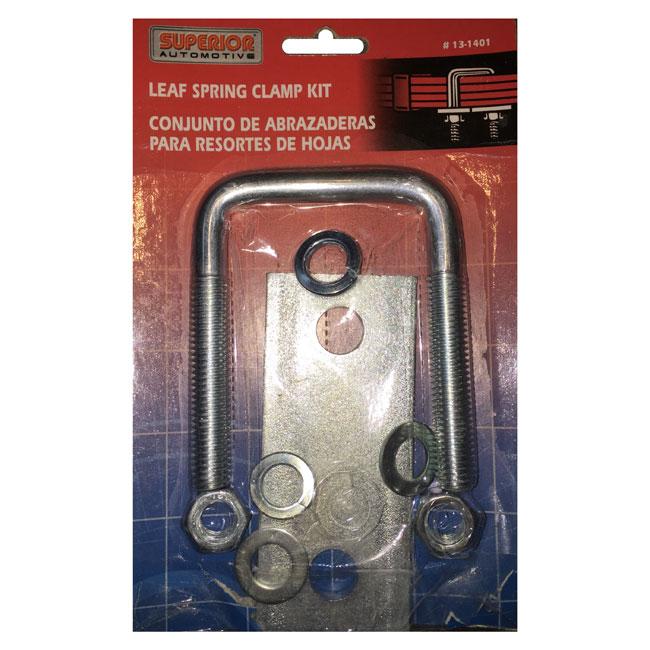 Superior 13-1401 Leaf Spring Clamp Kit